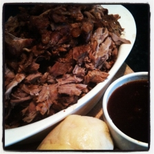 Honey Jack BBQ Pulled Pork