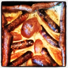 Toad In The Hole - the ultimate British comfort food